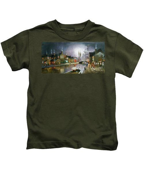 Reflections Of The Black Country Kids T-Shirt