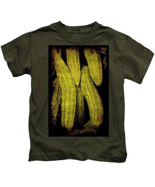Renaissance Chinese Cucumber Kids T-Shirt