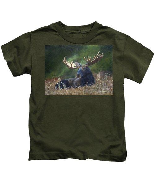Resting Kids T-Shirt
