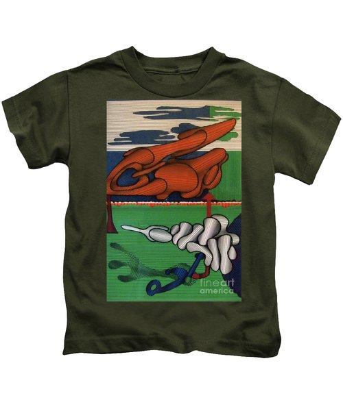 Rfb0103 Kids T-Shirt