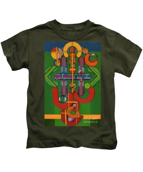 Rfb0127 Kids T-Shirt