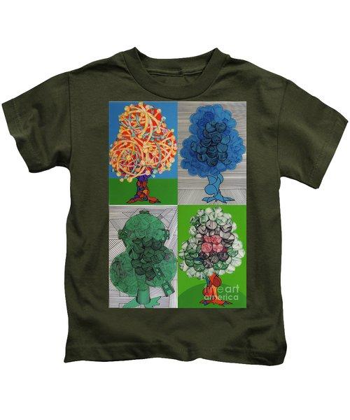 Rfb0502-0505 Kids T-Shirt