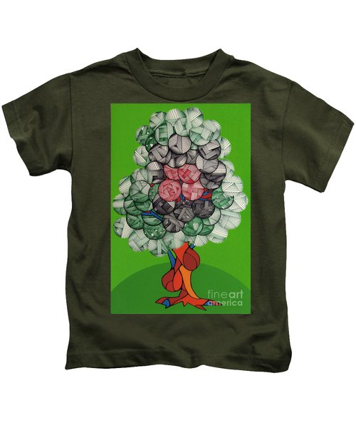 Rfb0503 Kids T-Shirt
