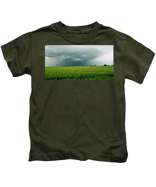 Ringwood Wall Cloud Kids T-Shirt