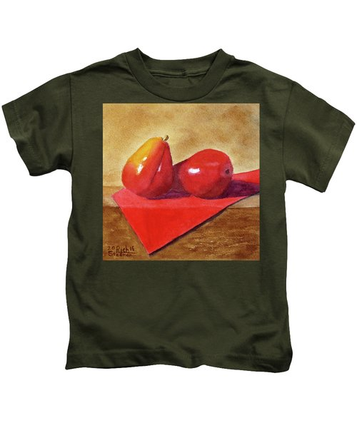 Ripe For The Eating Kids T-Shirt
