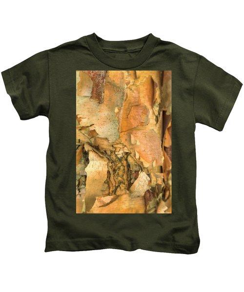 River Birch Kids T-Shirt