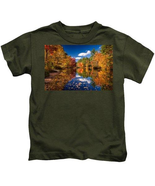 River Mirage Kids T-Shirt