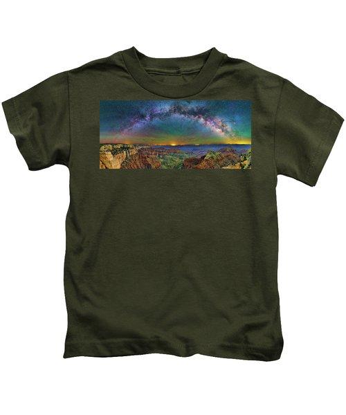 River Of Stars Kids T-Shirt