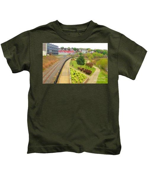Rivers Edge Living   Kids T-Shirt