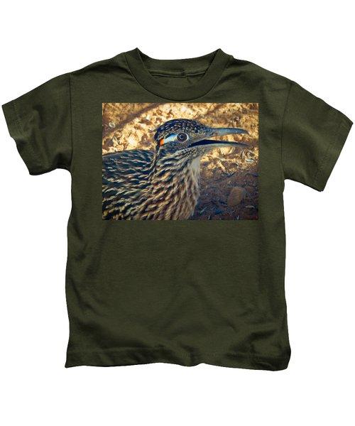 Roadrunner Portrait Kids T-Shirt