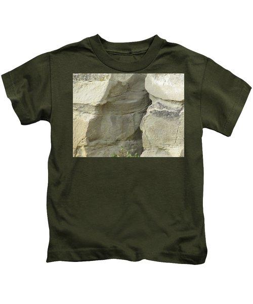 Rock Cleavage Kids T-Shirt