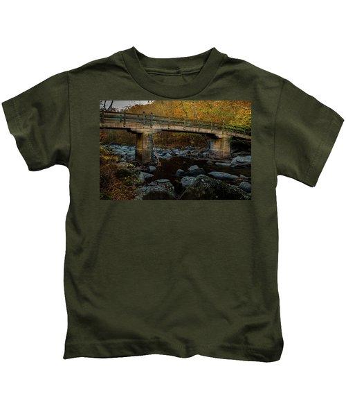 Rock Creek Park Bridge Kids T-Shirt