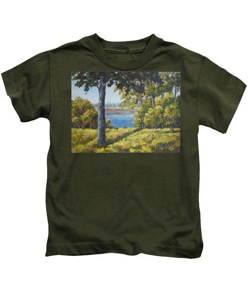 Rock Cut State Park Kids T-Shirt