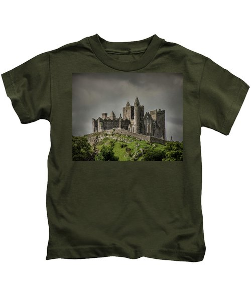 Rock Of Cashel Kids T-Shirt