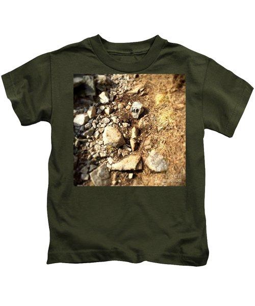 Rock Skull Kids T-Shirt