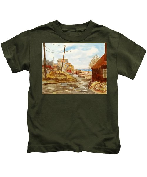 Rockport Coast Kids T-Shirt