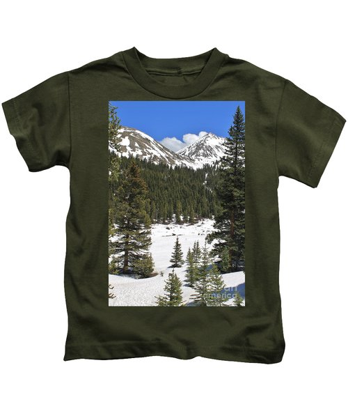 Rocky Mountain High Kids T-Shirt