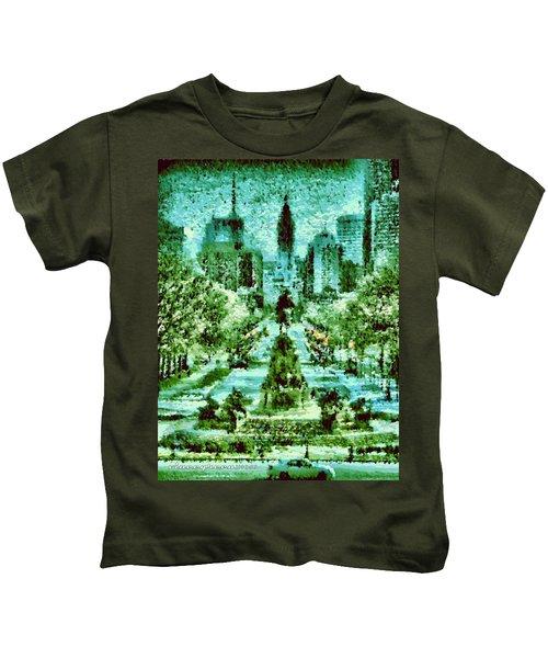 Rocky's View Kids T-Shirt