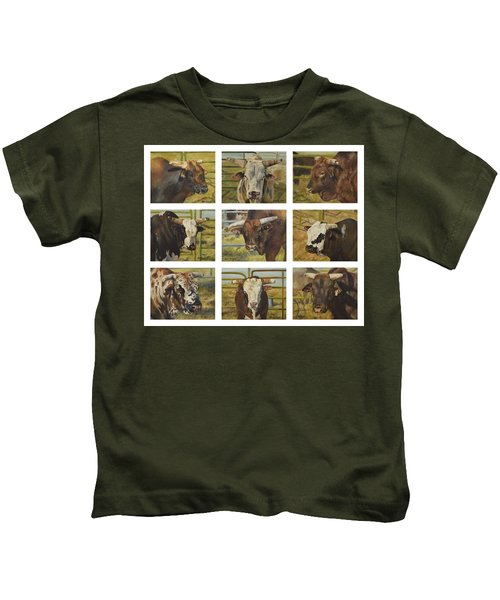 Rodeo Royalty Kids T-Shirt