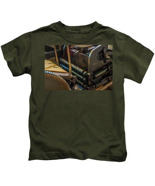 Rolling In Ink Kids T-Shirt