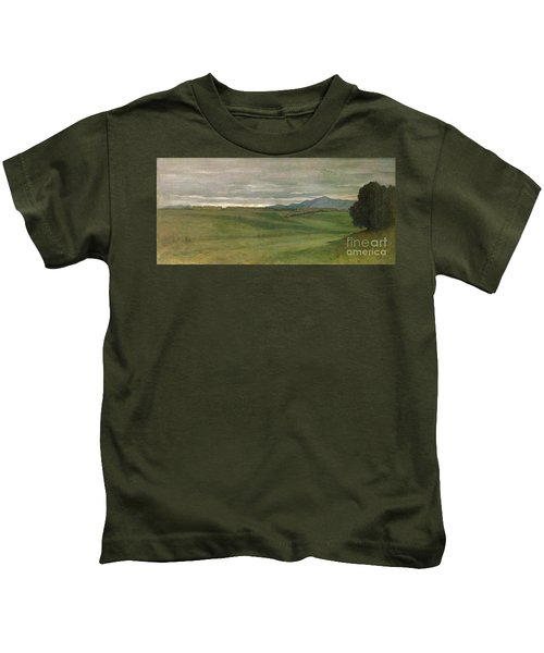 Roman Landscape Kids T-Shirt