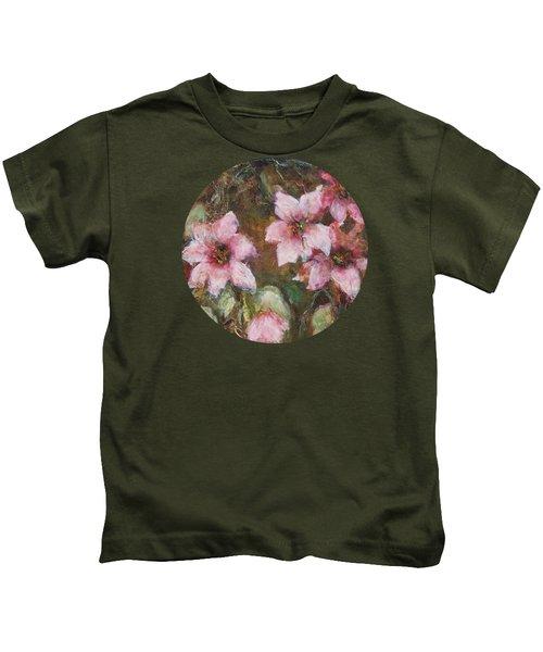 Romance Kids T-Shirt by Mary Wolf