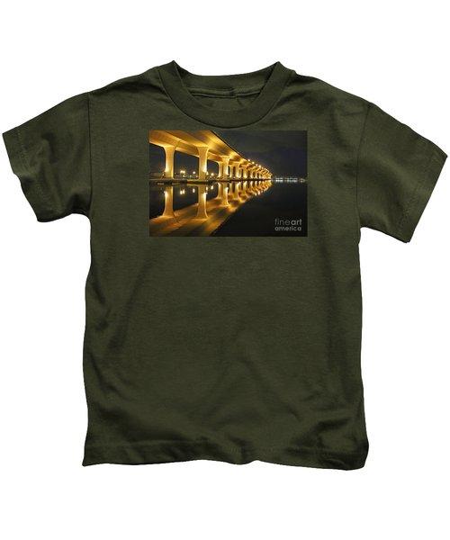 Roosevelt Reflection Kids T-Shirt