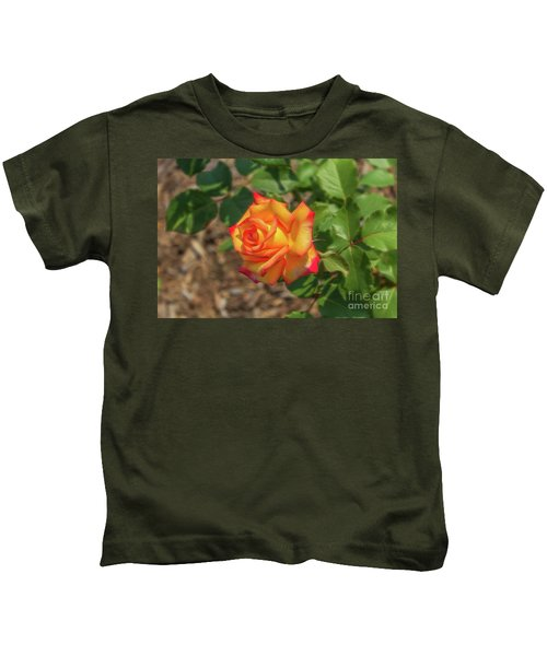 Rosa Peace Kids T-Shirt