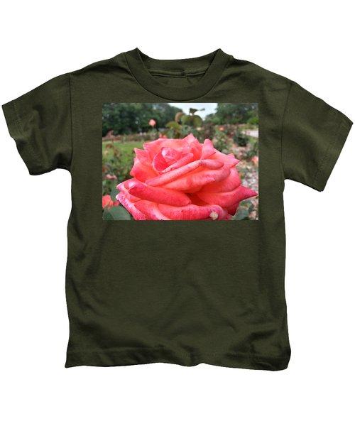 Rose Of Sharon - Faith Kids T-Shirt