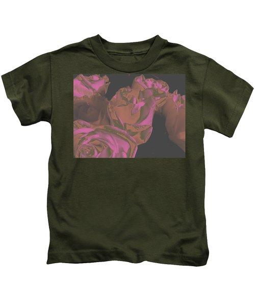 Roses #2 Kids T-Shirt
