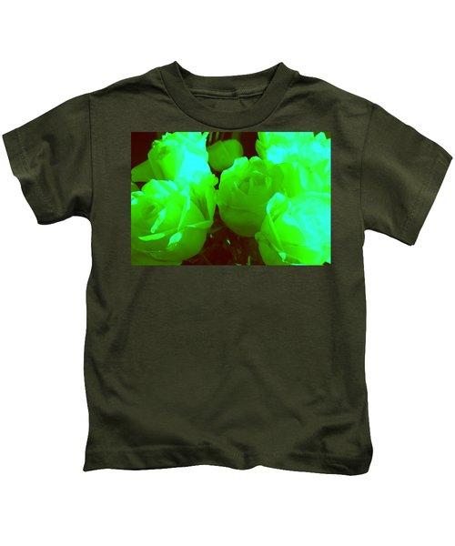 Roses #8 Kids T-Shirt