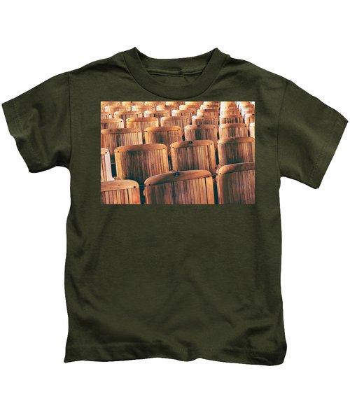 Rows Of Seats Kids T-Shirt
