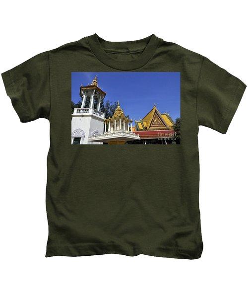 Roy Palace Cambodia 09 Kids T-Shirt