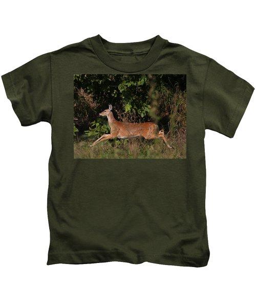 Running Deer Kids T-Shirt