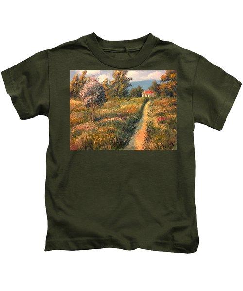 Rural Idyll Kids T-Shirt
