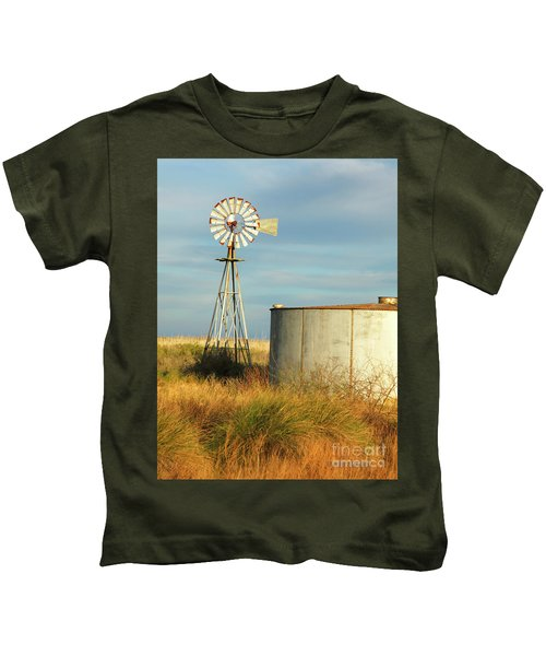 Rust Find Its Place Kids T-Shirt