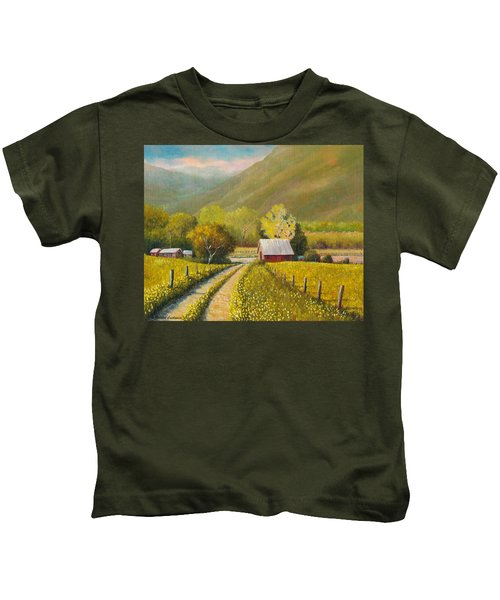 Rustic Road Kids T-Shirt