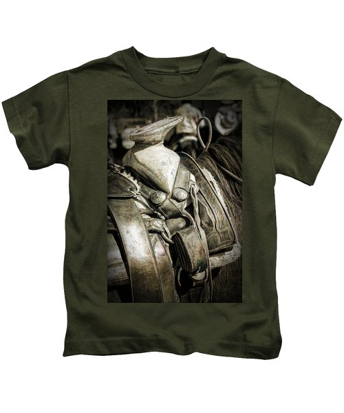 Saddle Up Kids T-Shirt