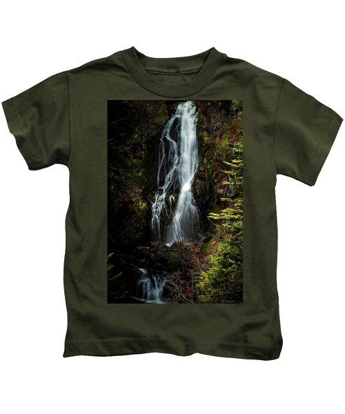 Sahale Falls Kids T-Shirt