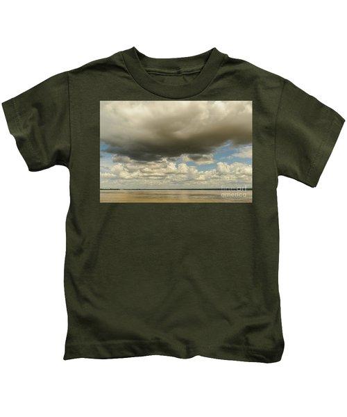 Sailing The Irrawaddy Kids T-Shirt