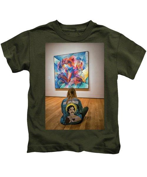 Saint Pablito At Moma Kids T-Shirt