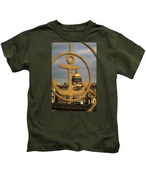 Saint Petersburg Kids T-Shirt