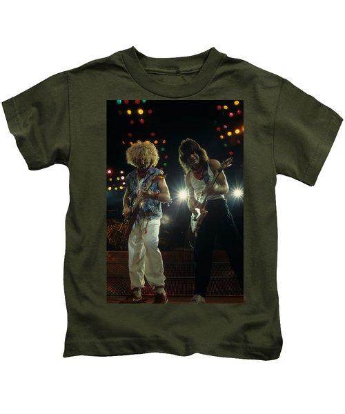 Sammy And Eddie 5150 Kids T-Shirt