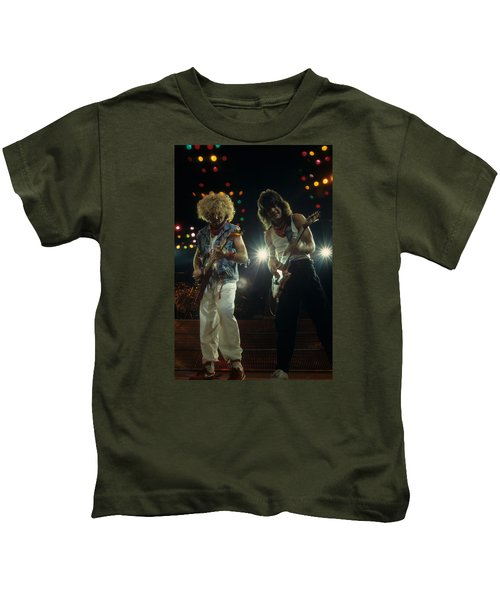 Sammy And Eddie 5150 Kids T-Shirt