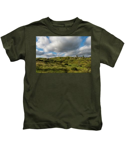 Santee Rocks Spring Kids T-Shirt