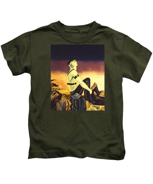 Scars Kids T-Shirt