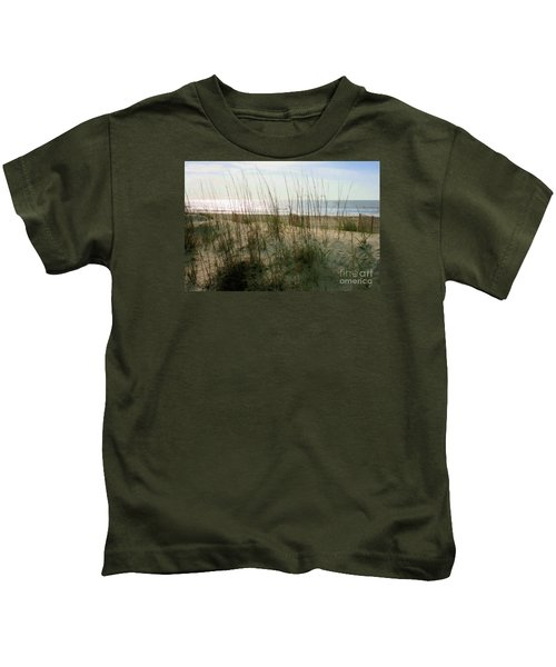 Scene From Hilton Head Island Kids T-Shirt