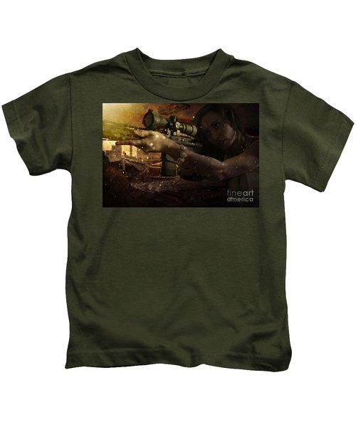 Scopped Kids T-Shirt