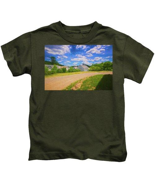 Scott Farm Vista Kids T-Shirt