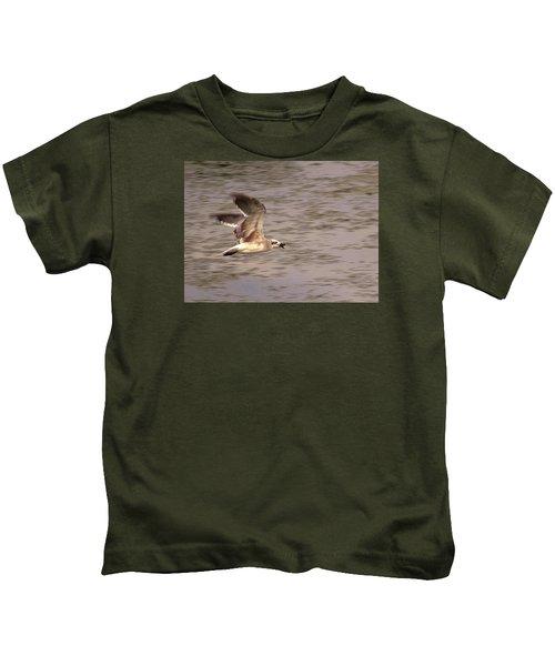 Seagull Flight Kids T-Shirt